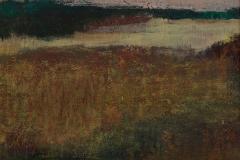 Heidelandschaft (3), Mischtechnik aufPapier, 25x25cm, 2015.jpg